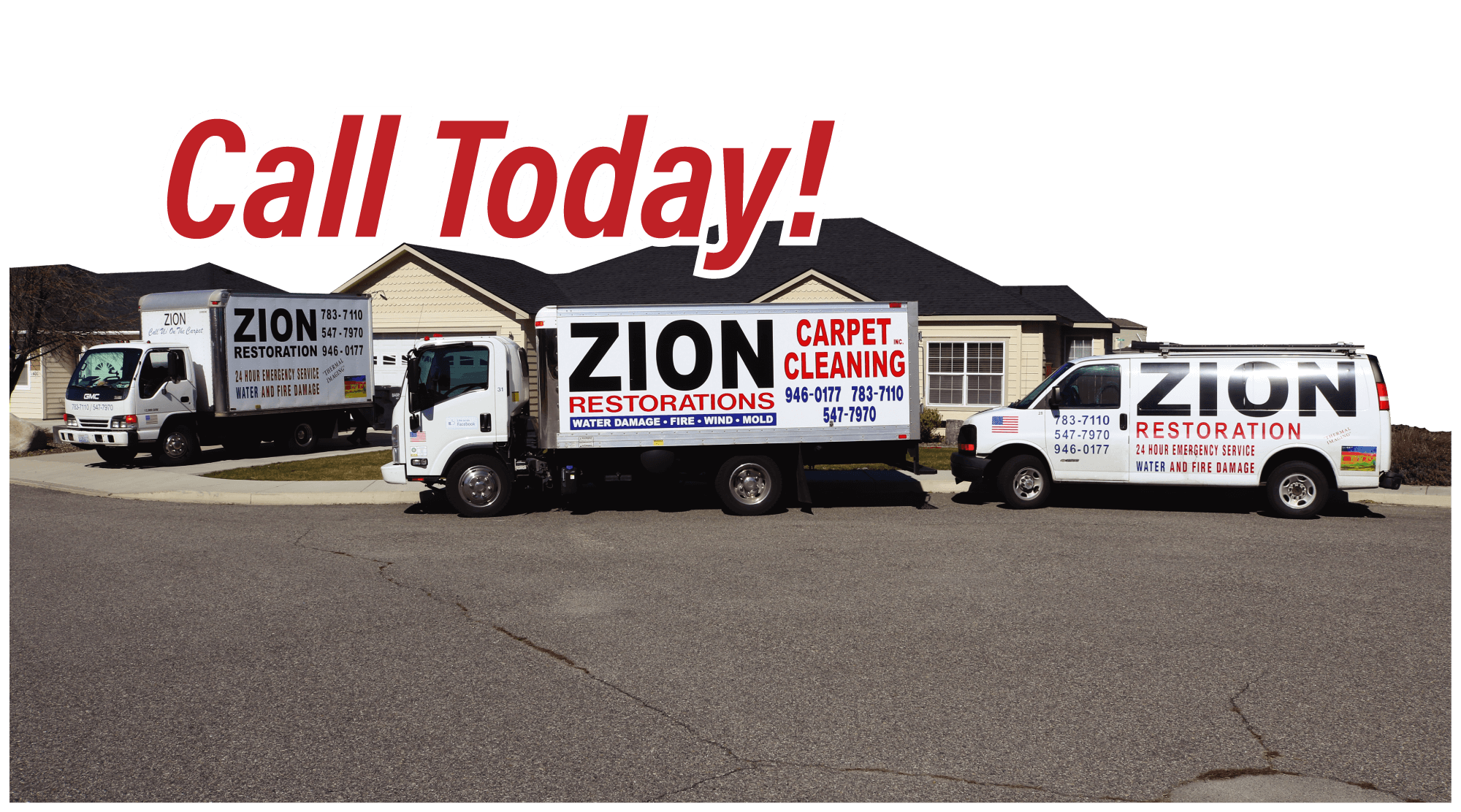 Carpet Cleaning in Pasco